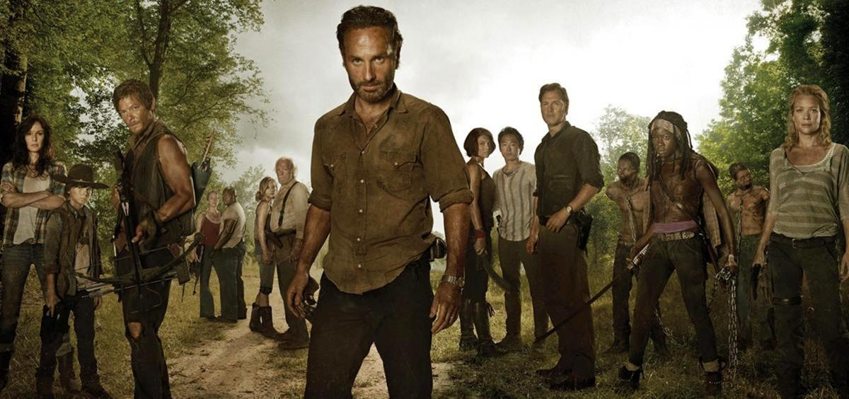 This is Tales of the Walking Dead, AMC's new anthology series about the popular zombie franchise