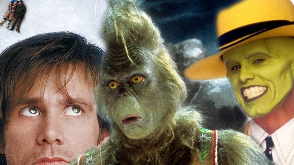 Top 10 Jim Carrey Movies