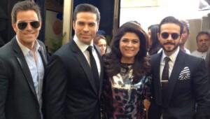 Victoria Ruffo returns to Televisa; announces second part of successful telenovela