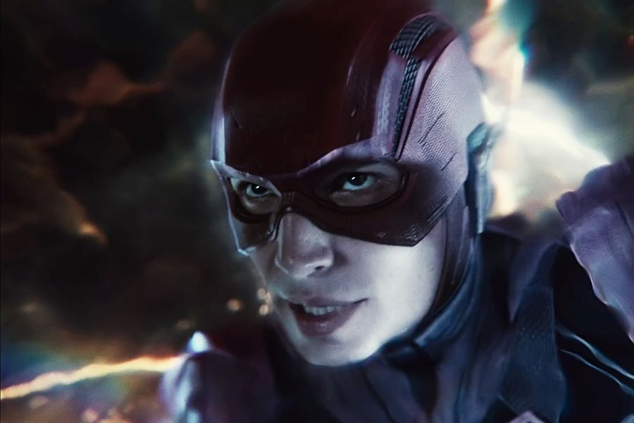 Warner Bros would not have understood the Flash time travel