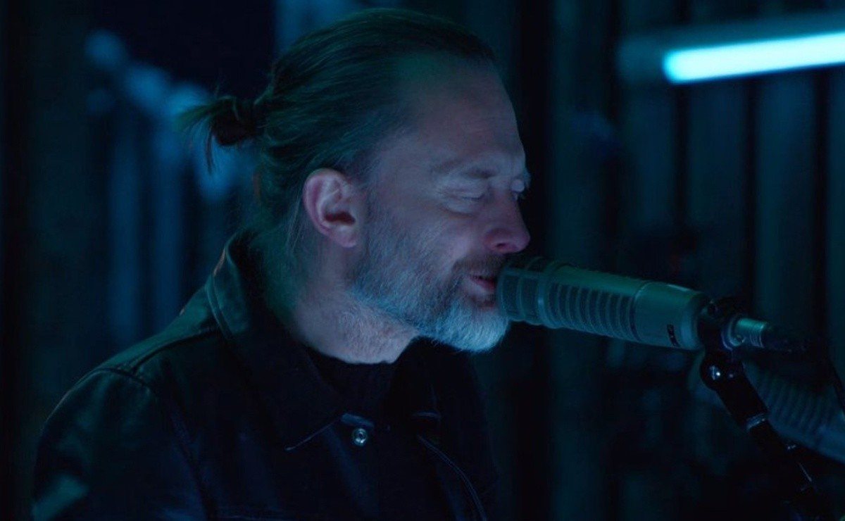 Watch Thom Yorke and Jonny Greenwood's first concert as The Smile