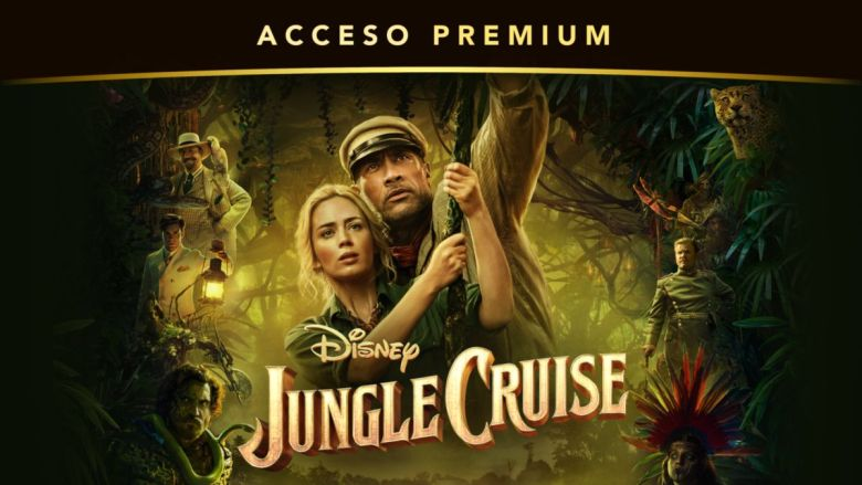 Watch the trailer for Jungle Cruise the new Disney adventure