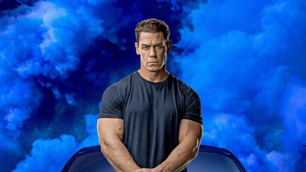 What happened to John Cena the WWE wrestler who became