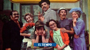 What was the tragic ending that was written for 'Chavo del 8'?