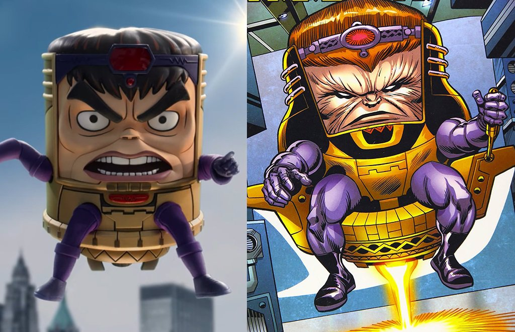 Who is MODOK Release date synopsis and episode guide for