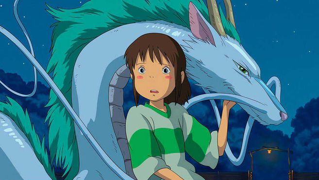 Why 20 years later Spirited Away is still key for