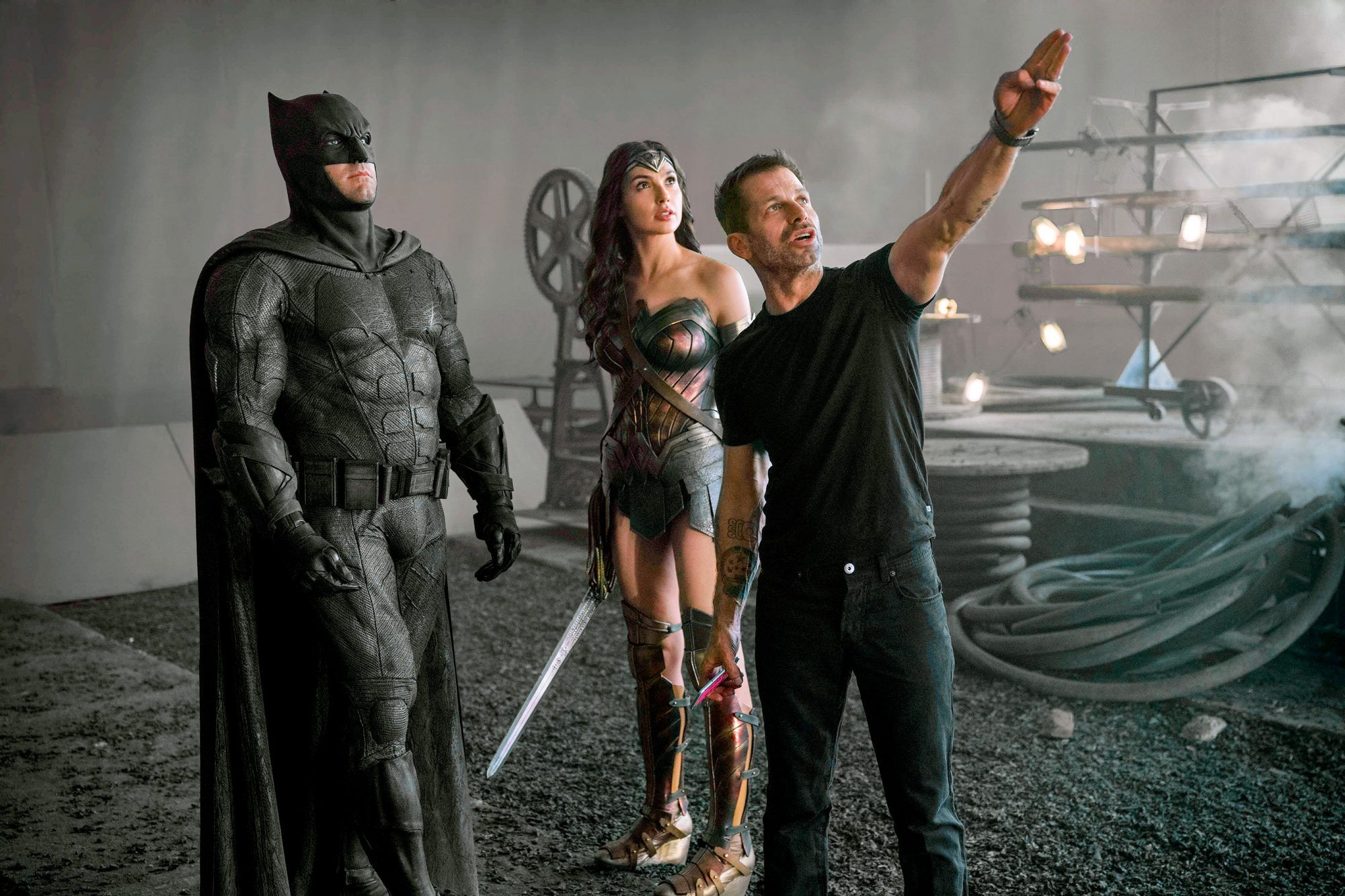 Zack Snyder responds to Scorsese's criticism of Marvel movies