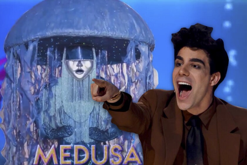 1622514104 Who is Medusa A journalist abuses and leaks the supposed