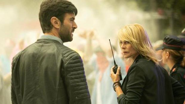 The Silence of the White City is a Spanish suspense film directed by Daniel Calparsoro. (Photo: Netflix)