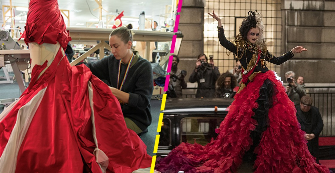 Impact: The Mexican workshop that made clothes for the movie 'Cruella'