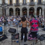 50 concerts in the Plaza Reial to recover the Rambla