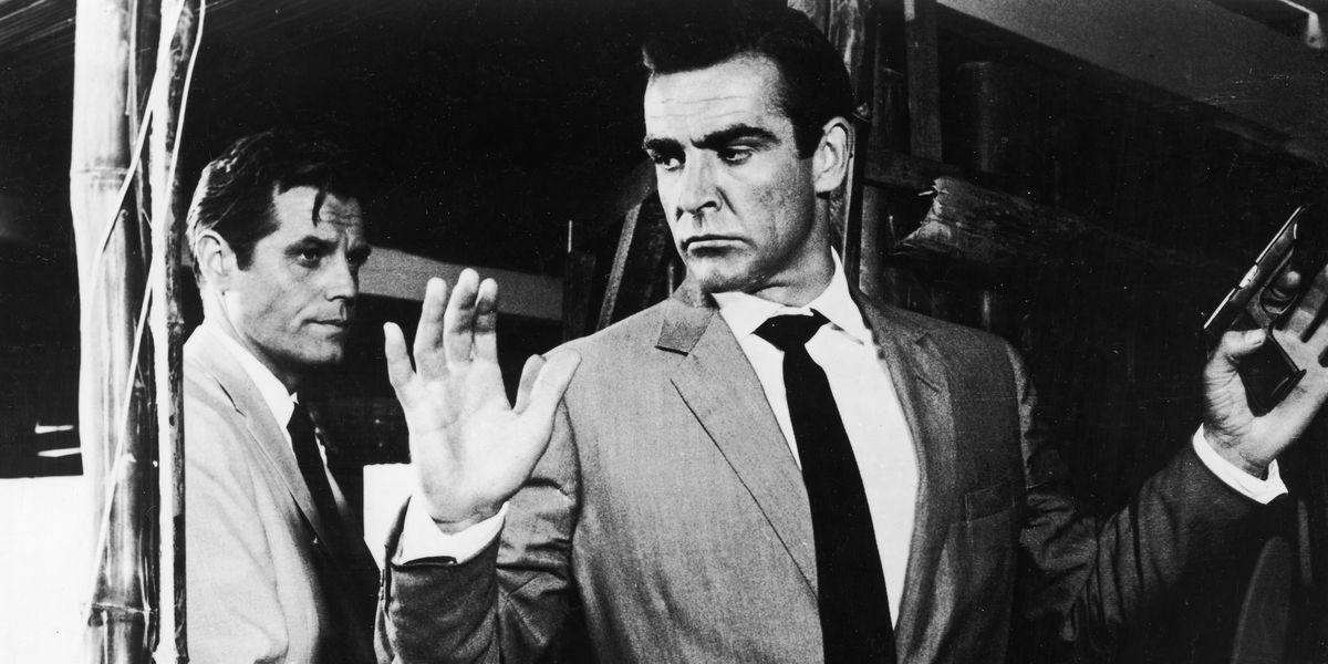 James Bond: Sean Connery was not the first 007