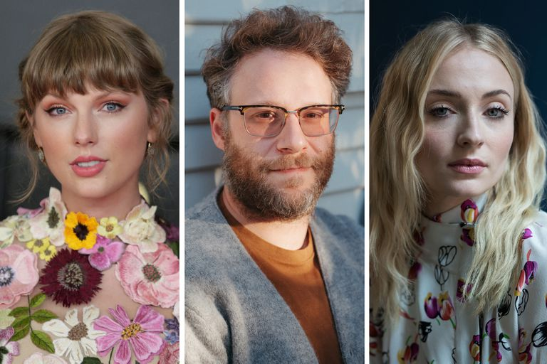 Taylor Swift returns to the cinema, Sophie Turner returns to HBO and Seth Rogen revives the Ninja Turtles