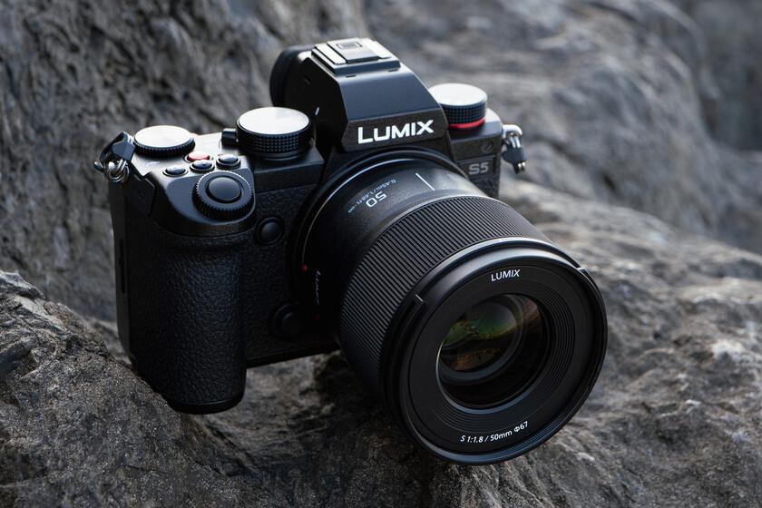 Panasonic Lumix S 50mm F1.8, new universal, fixed and luminous optics for the Lumix S series for 479 euros