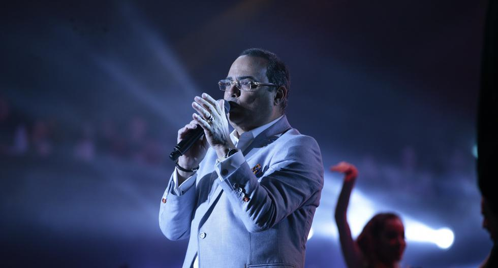 Gilberto Santa Rosa will offer the first concert with an audience in Puerto Rico in June