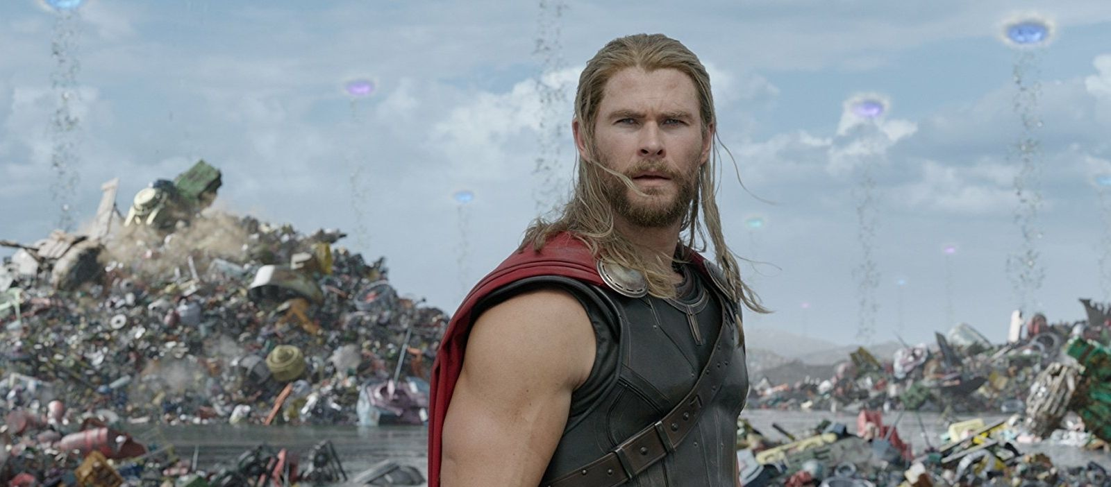 Marvel's new Thor 4 pic with muscle-bound Chris Hemsworth for the end of the shoot