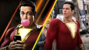 'Shazam 2': Filtered first photos of Zachary Levi with the new superhero costume