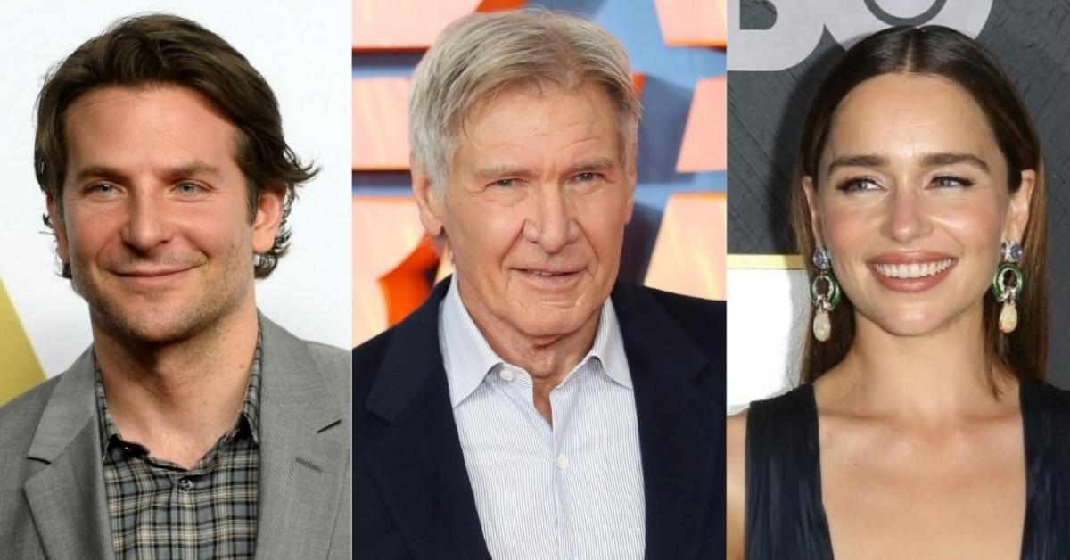 Bradley Cooper, Harrison Ford, Emilia Clarke ... These actors who pranked their co-star during a shoot