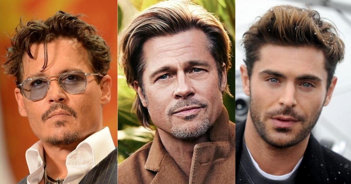 Johnny Depp, Brad Pitt, Zac Efron ... The hygienic tics of these celebrities will disgust you