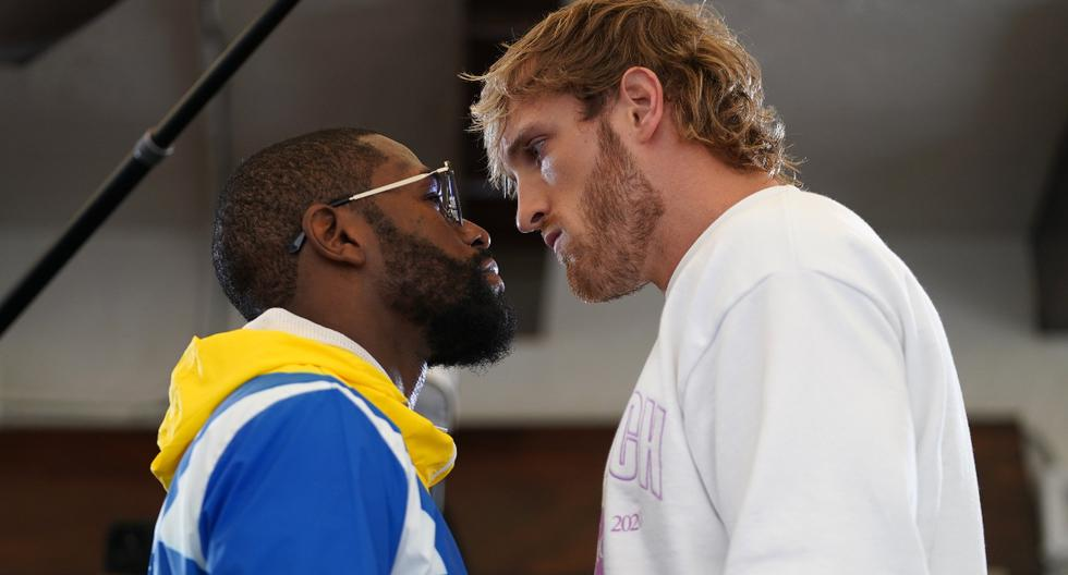 Floyd Mayweather - Logan Paul live: tv channels, billboard and main match schedules