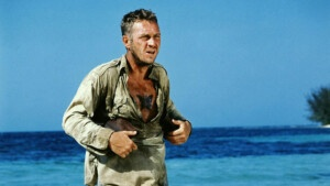 """""""Papillon"""", on Arte: Steve McQueen, an actor always ready for the great escape"""