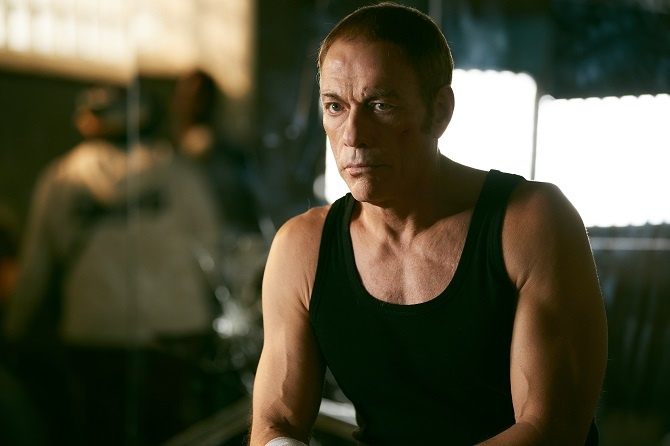 Jean Claude Van-Damme makes a fool of himself in his latest Netflix movie