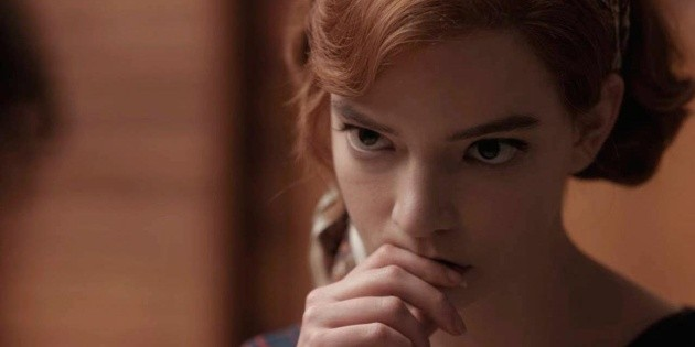 """Anya Taylor-Joy: the """"psychological warfare"""" that suffered in Lady's Gambit"""