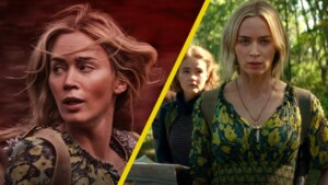 'A silent place 2': Emily Blunt did not want to participate in the sequel