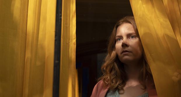 "Amy Adams en ""The woman at the window"". (Source: Netflix)"