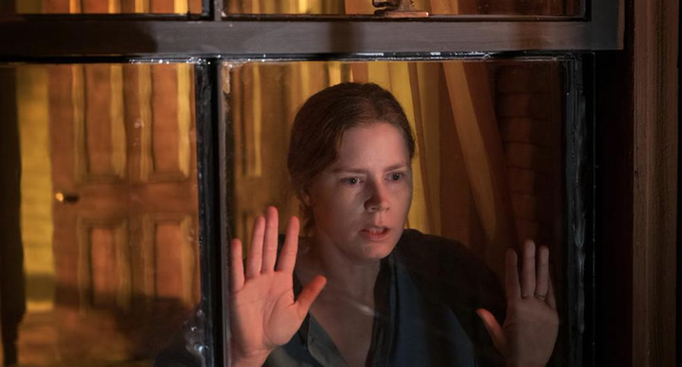 """""""The woman in the window"""": three keys about the film with Amy Adams on Netflix"""