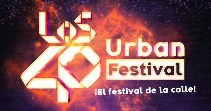 LOS40 Urban Festival arrives with 15 dates and more than 30 artists
