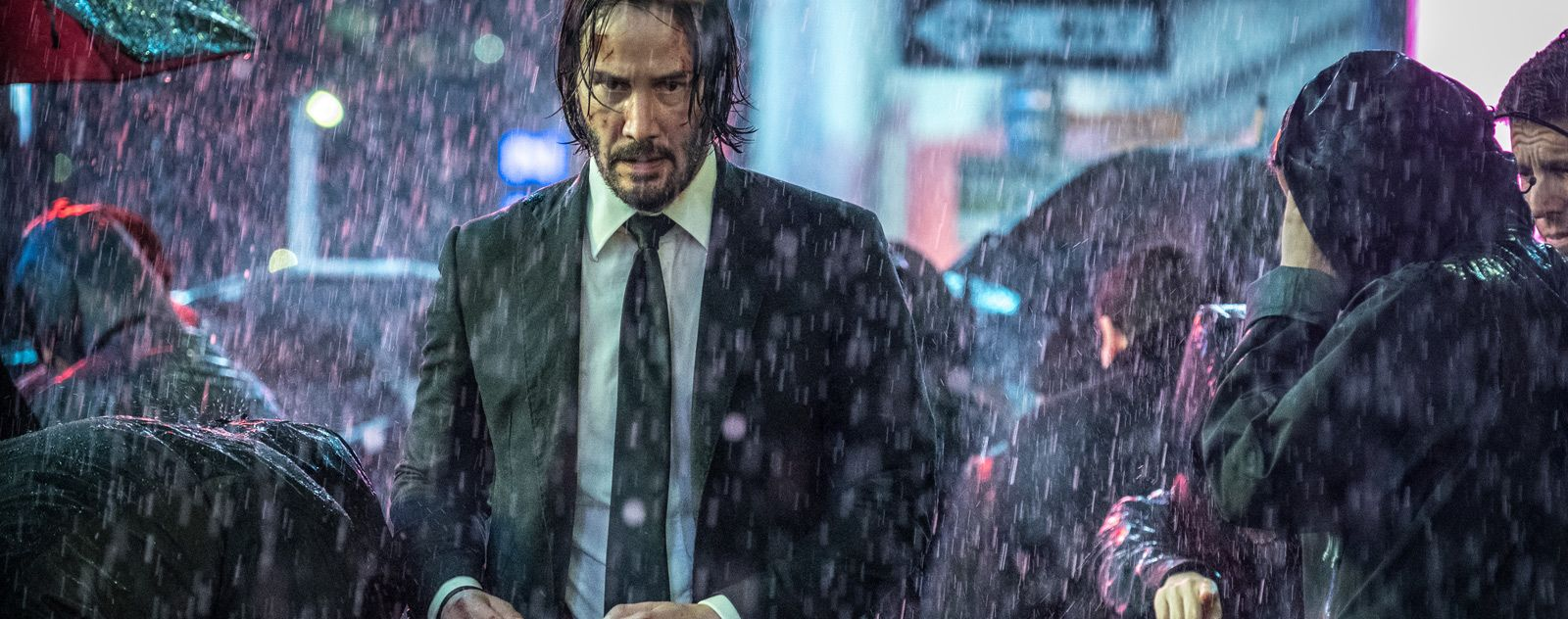 John Wick 4: martial arts legend joins Keanu Reeves to smash mouths
