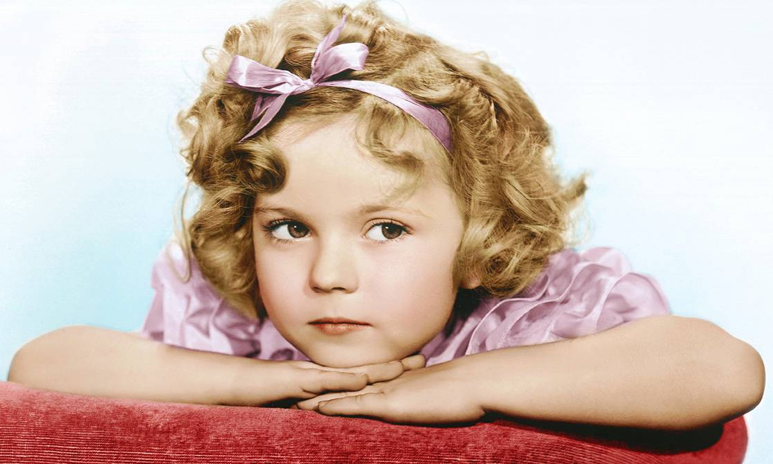 Google doodle remembers actress and singer Shirley Temple, who died in 2014 | People | Entertainment
