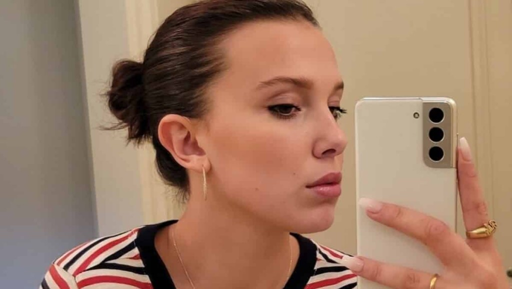1623302652 Millie Bobby Brown Celebrates Pride Month with Florence by Mills