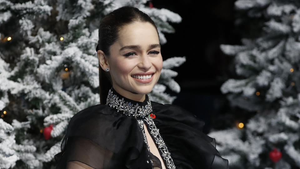 1623310014 Emilia Clarke releases first comic book about single mom whose