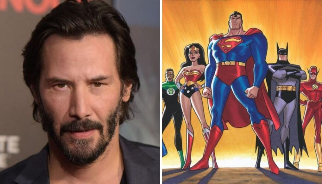 1623317749 Keanu Reeves will finally be a superhero DC convinced him