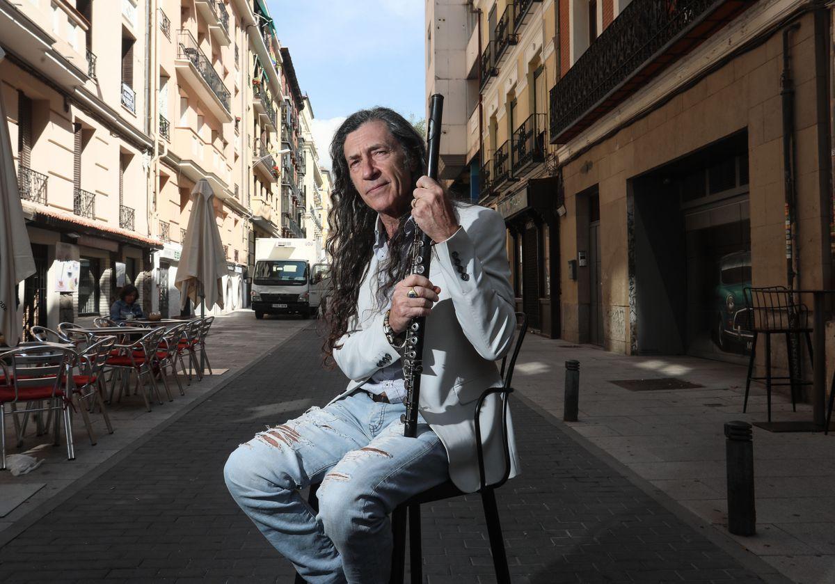 Jorge Pardo: intimate portrait of a musician in a trance