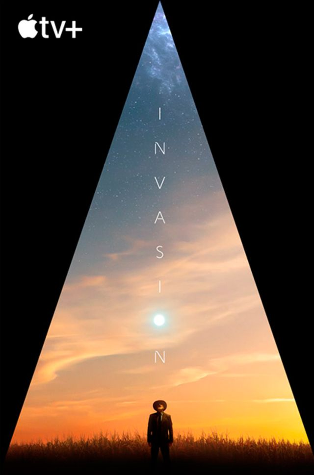 Invasion is the new and overwhelming science fiction series with aliens from Apple TV +: trailer and date