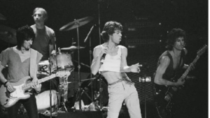 The Rolling Stones take the alternative at the Monumental