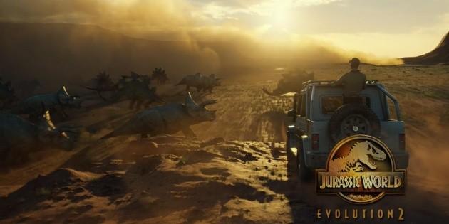 1623417034 Jeff Goldblum is in charge of presenting Jurassic World Evolution