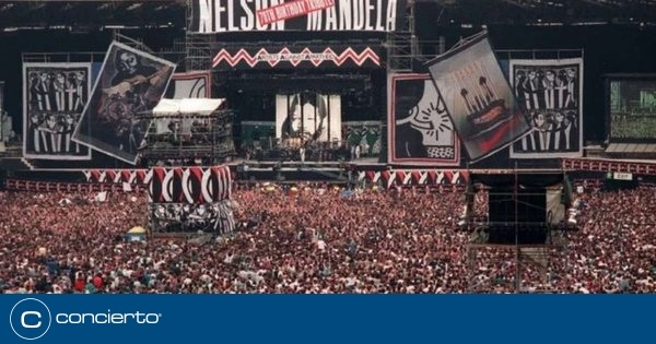 Nelson Mandela 70th Anniversary Tribute Concert turns 33