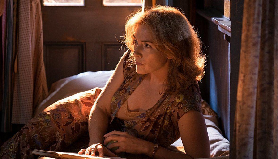 Kate Winslet and Wonder Wheel