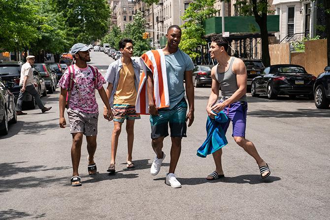 En un barrio de Nueva York (Macall Polay, © 2021 Warner Bros. Entertainment Inc. All Rights Reserved.)