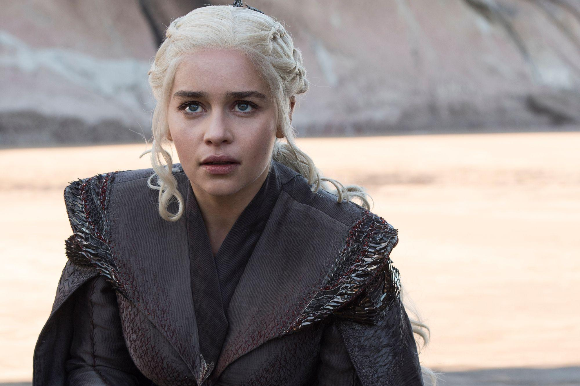 Emilia Clarke broke the silence and referred to the unforgivable mistake of Game of Thrones