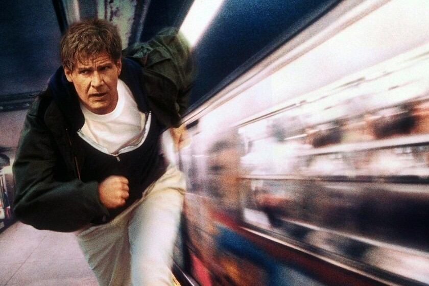 'The Fugitive': one of the best action films of the 90 with an unforgettable rivalry between Harrison Ford and Tommy Lee Jones