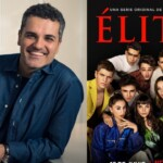"""""""Season 4 of 'Elite' is more brazen. The previous ones already were, but now even more."""" Carlos Montero (co-creator of the Netflix series)"""