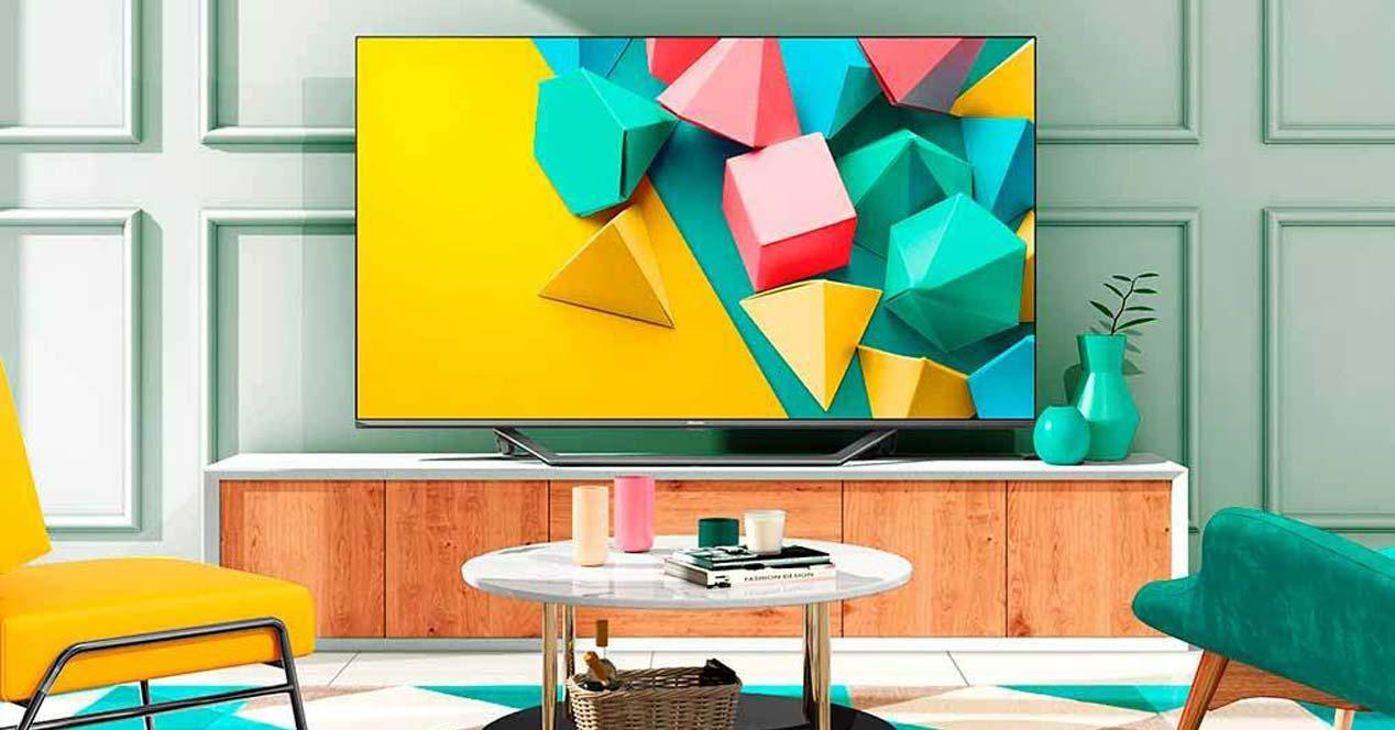 Are you looking for a big TV? A Hisense 4K and HDR at an outrageous price
