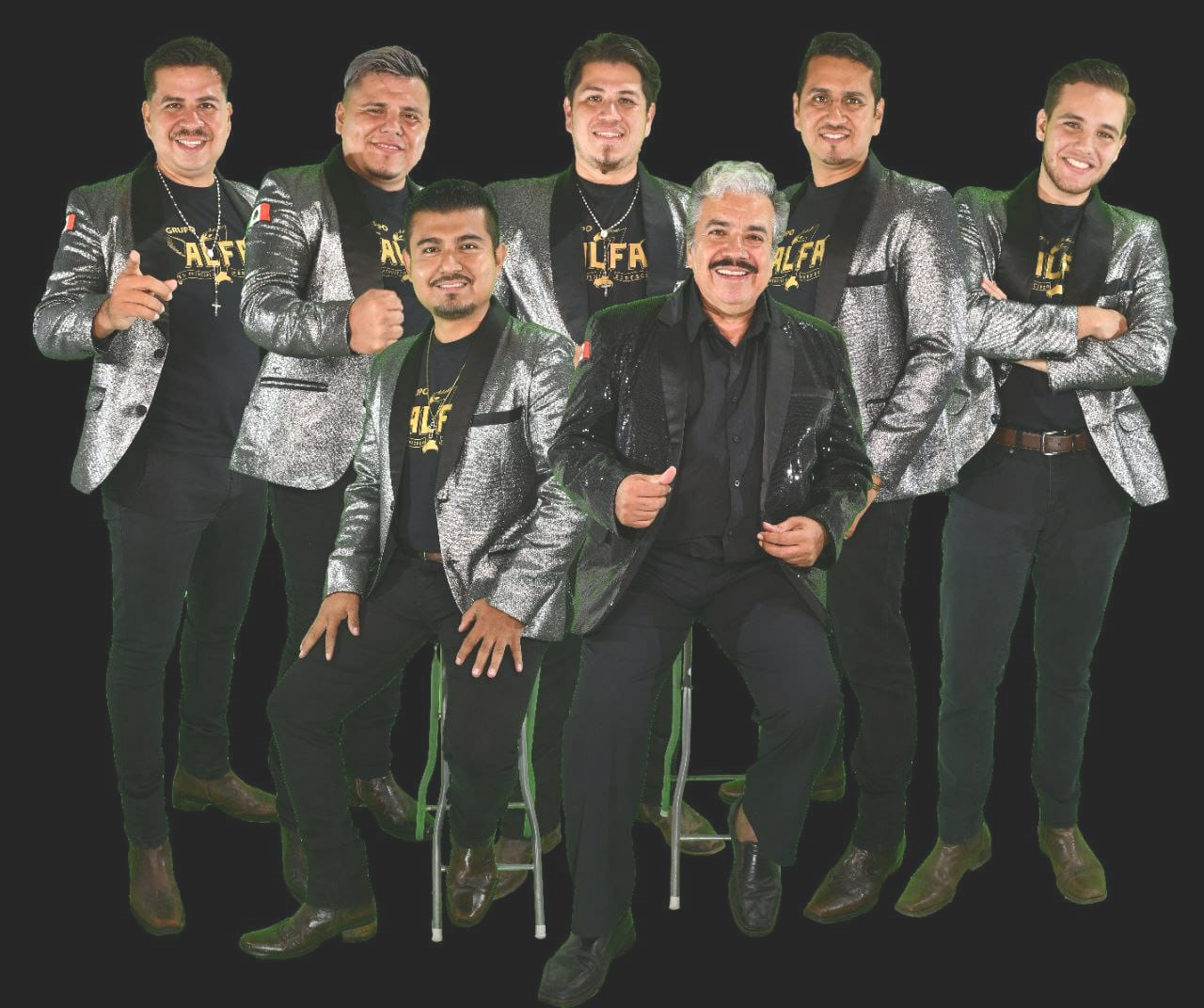 Musical Group Alpha 7 Comes to the Streets of Pasco