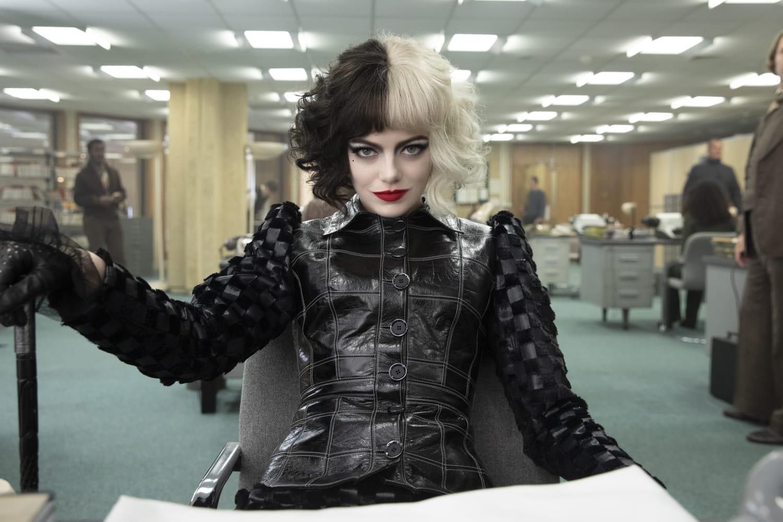 Cruella: Emma Stone gets behind the wheel in a new video clip