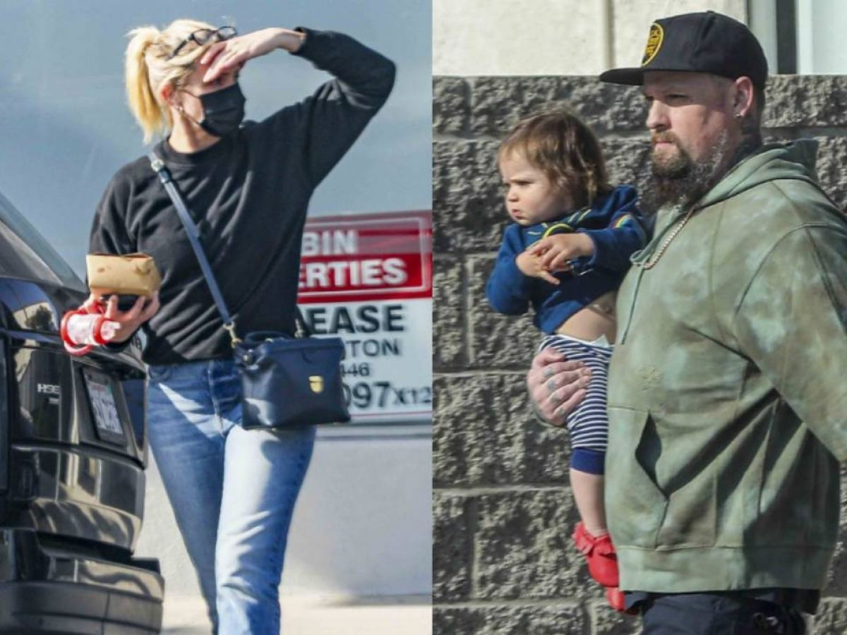 Cameron Diaz reappeared in public after being a mother and showed her daughter for the first time